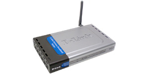 D-Link 108mbps G Wireless Router DI-624